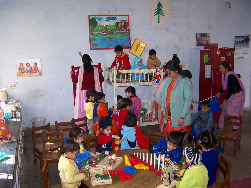 Day Care Centre